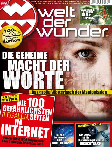 Welt der Wunder May 01, 2014 00:00