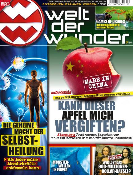 Welt der Wunder July 03, 2014 00:00
