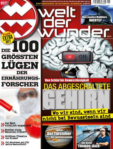Welt der Wunder November 03, 2014 00:00
