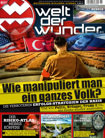 Welt der Wunder October 28, 2016 00:00