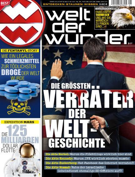 Welt der Wunder December 30, 2016 00:00
