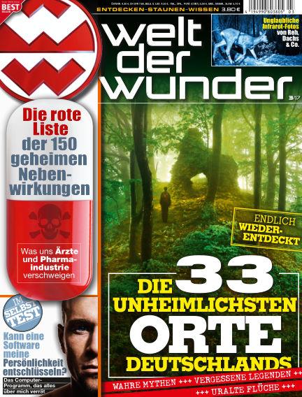 Welt der Wunder February 24, 2017 00:00