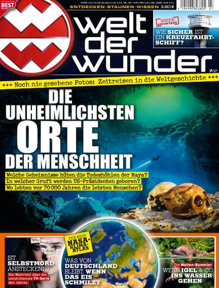 Welt der Wunder June 30, 2017 00:00
