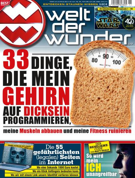 Welt der Wunder October 27, 2017 00:00