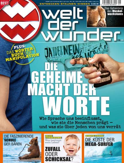 Welt der Wunder December 22, 2017 00:00
