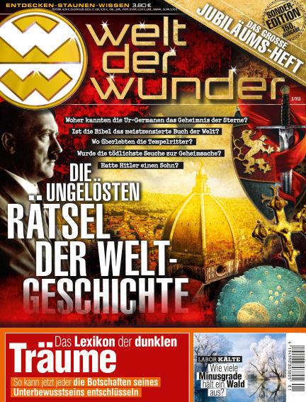 Welt der Wunder December 07, 2018 00:00