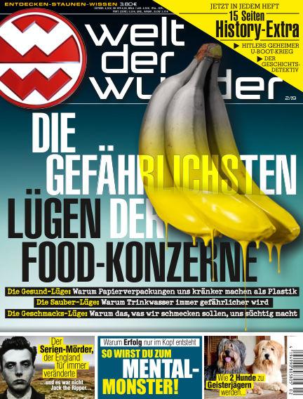 Welt der Wunder January 04, 2019 00:00