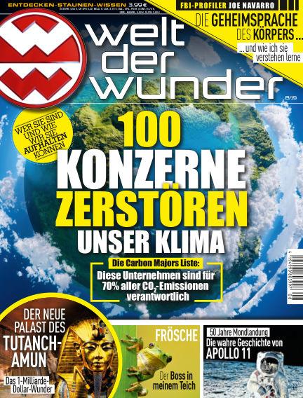 Welt der Wunder July 05, 2019 00:00