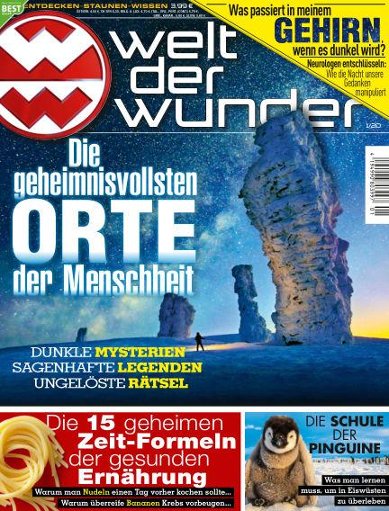 Welt der Wunder December 06, 2019 00:00