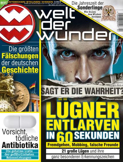 Welt der Wunder January 03, 2020 00:00