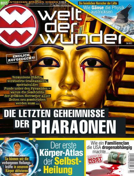 Welt der Wunder February 07, 2020 00:00