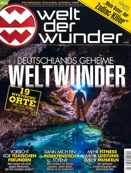 Welt der Wunder June 05, 2020 00:00