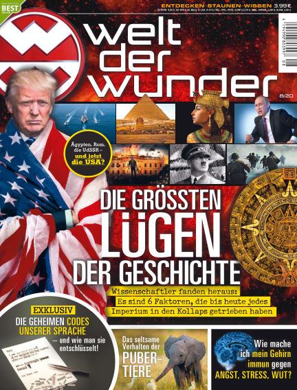 Welt der Wunder July 03, 2020 00:00