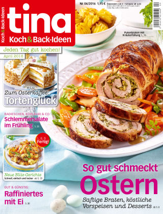 Tina Koch & Backideen NR.04 2016