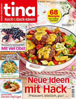 Tina Koch & Backideen NR.06 2016
