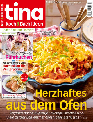 Tina Koch & Backideen NR.02 2016