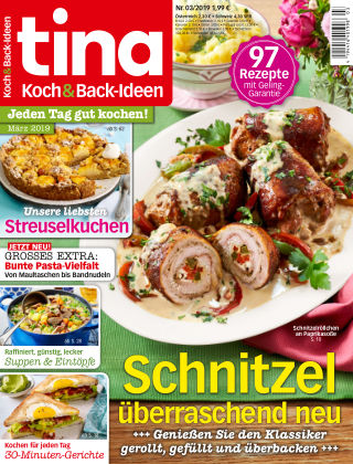 Tina Koch & Backideen NR.03 2019