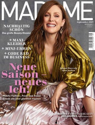 Madame NR.09 2019