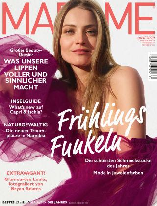 Madame NR.04 2020