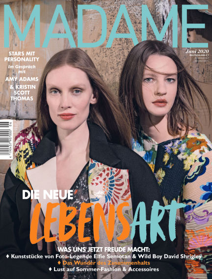 Madame May 06, 2020 00:00