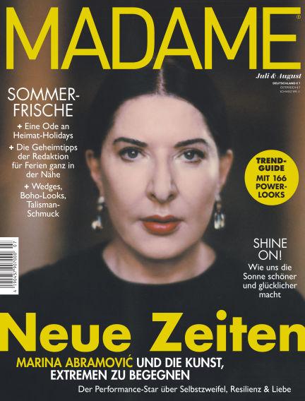 Madame June 24, 2020 00:00