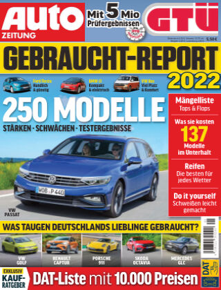 Auto Zeitung Modern Classics NR.02 2021