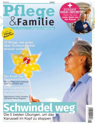 Pflege und Familie NR.01 2021