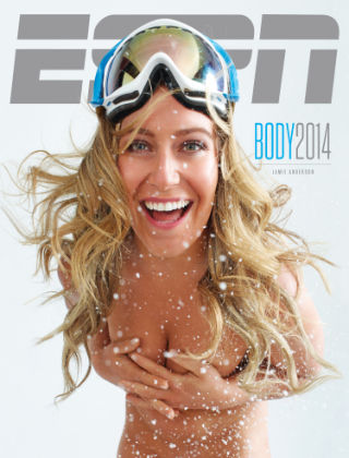 ESPN Magazine July 21, 2014