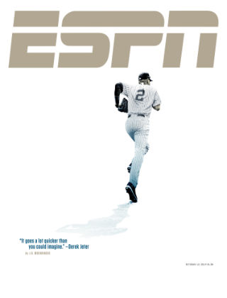 ESPN Magazine October 13, 2014