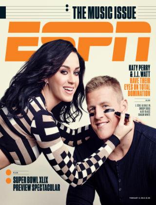 ESPN Magazine February 2, 2015
