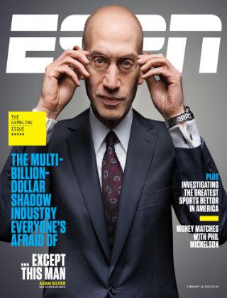 ESPN Magazine February 16, 2015