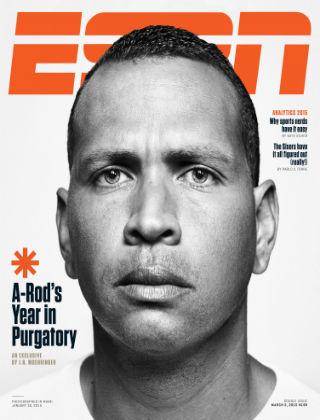 ESPN Magazine March 2, 2015