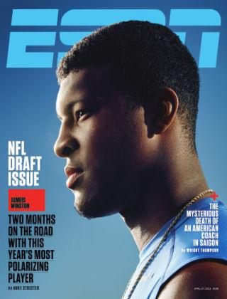 ESPN Magazine April 27, 2015