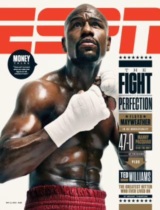 ESPN Magazine May 11, 2015