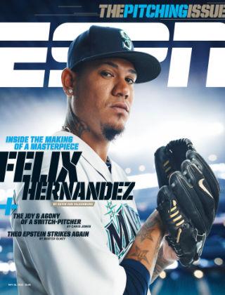 ESPN Magazine May 25, 2015