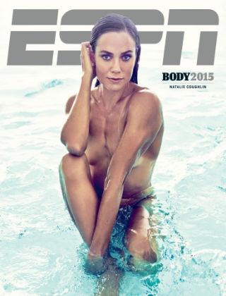 ESPN Magazine July 20, 2015