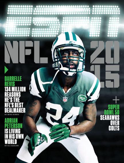 ESPN Magazine August 20, 2015 00:00