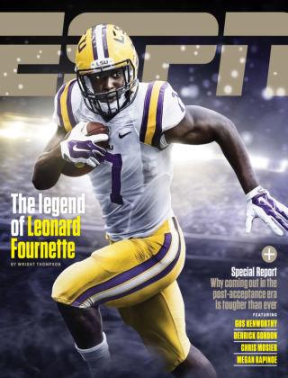 ESPN Magazine November 9, 2015