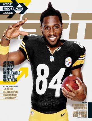 ESPN Magazine Dec 7 2015
