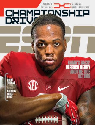 ESPN Magazine Jan 4 2016