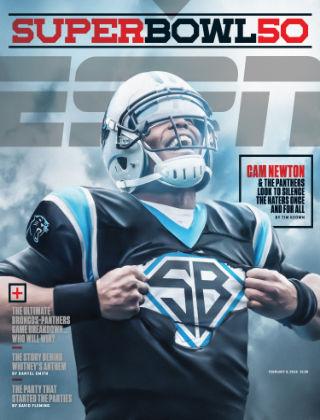 ESPN Magazine Feb 8 2016