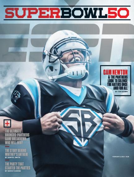 ESPN Magazine January 28, 2016 00:00