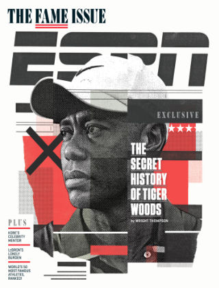 ESPN Magazine May 9 2016