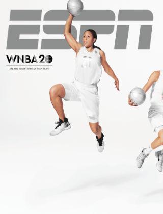 ESPN Magazine May 23 2016