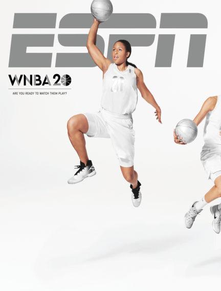 ESPN Magazine May 12, 2016 00:00