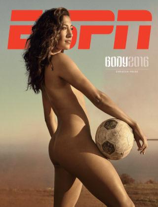 ESPN Magazine Jul 18 2016
