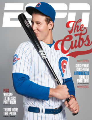 ESPN Magazine Oct 3 2016