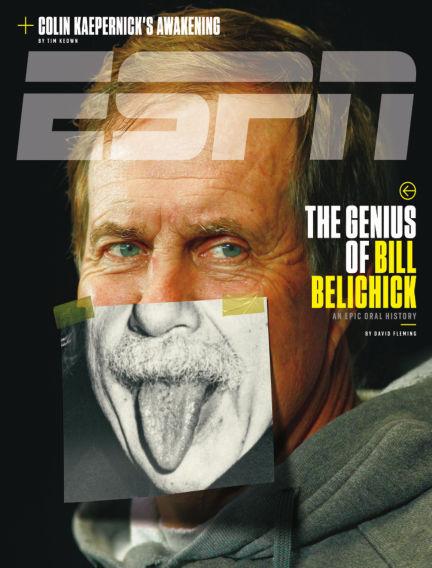 ESPN Magazine October 06, 2016 00:00