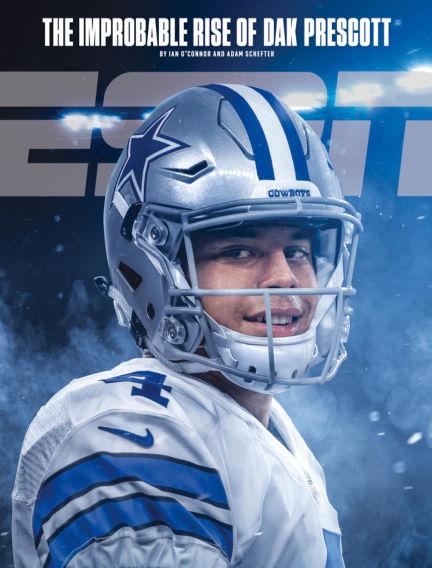 ESPN Magazine November 03, 2016 00:00