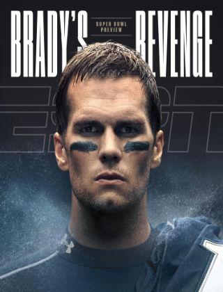 ESPN Magazine Feb 6 2017